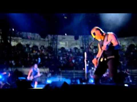 Metallica 2009 Nimes World Magnetic Tour COMPLETO!!