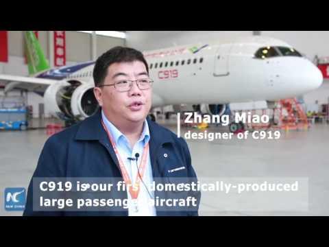 Rare footage reveals China's civil aviation development