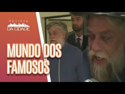 Fábio Assunção PRESO Após Acidente + Simony Termina Casamento - Revista Da Cidade (03/05/18)