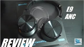 REVIEW: Mixcder E9 - Noise Cancelling Bluetooth Headphones