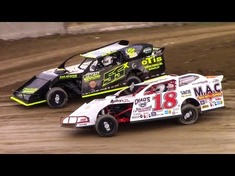 RUSH Pro Mod Heat One | Old Bradford Speedway | 5-20-18