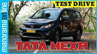 Tata Hexa   Test Drive   2017, India Edition   Car Reviews, Malayalam   Manorama Online