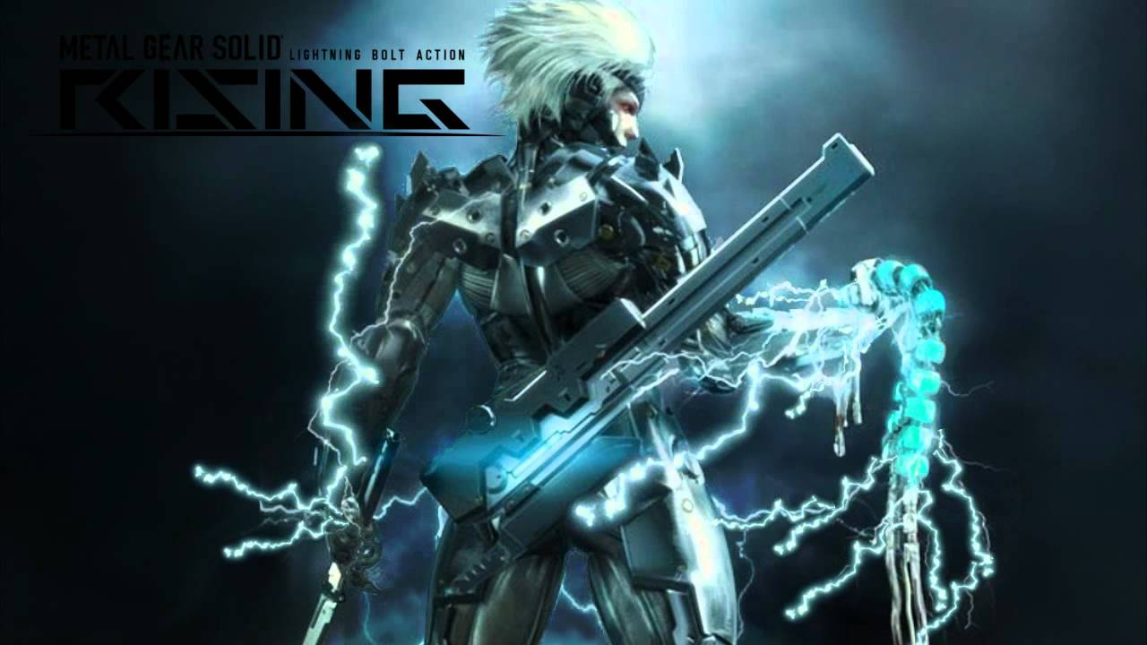 Dreamscene Anime Video Wallpaper Metal Gear Solid Rising Raiden Animated Dreamscene