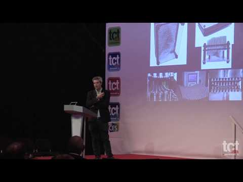 Michele Pasca di Magliano: 3D Prototyping and Digital Manufacturing in architecture