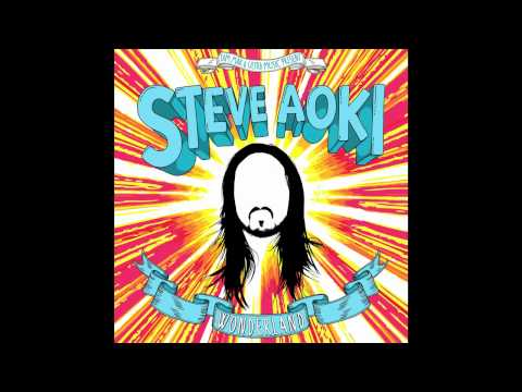 Steve Aoki feat LMFAO and NERVO - Livin' My Love (Cover Art)