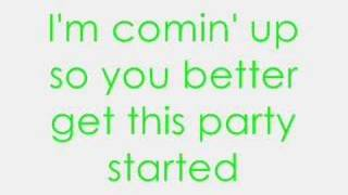 Video Get This Party Started (With Lyrics) - Pink download MP3, 3GP, MP4, WEBM, AVI, FLV Juli 2018