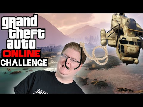 Challenge: Angel mir den Piet 🎮 Grand Theft Auto Online #186