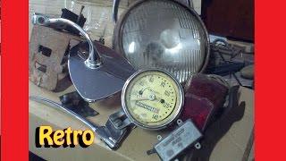 ВОТ ЭТО НАХОДКИ НА МЕТАЛЛОЛОМЕ Ретро Запчастей  Abandoned motorcycle  что можно найти на металле
