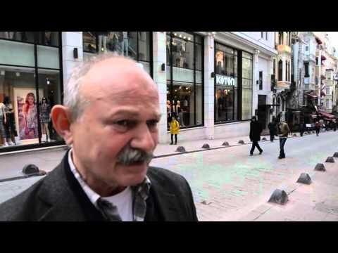 Söz Beyoğlu'nda-Kentsel Dönüşüm Sokak Ropörtajı