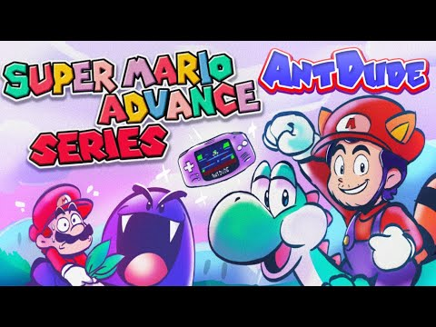Super Mario Advance Series | Mario's Advanced, But Familiar, Adventures