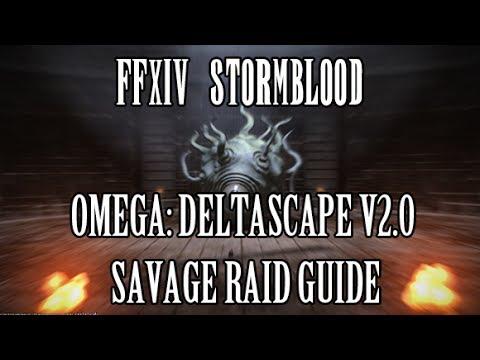 FFXIV Guides - Deltascape V2 0 (Savage)