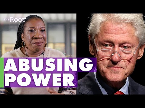 Tarana Burke Says Bill Clinton's Affair With Monica Lewinsky Was an Abuse of Power