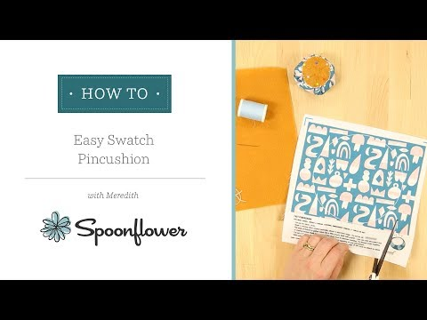 29e84fceccb07 How To Videos | DIY Video Tutorials | Product Videos | Spoonflower