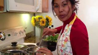 Organic Vegetarian Miso Soup