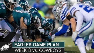Get an in-depth preview of the showdown against dallas cowboys on eagles game plan, presented by toyota.#flyeaglesfly #eagles #dalvsphi #nflsubscribe to ...