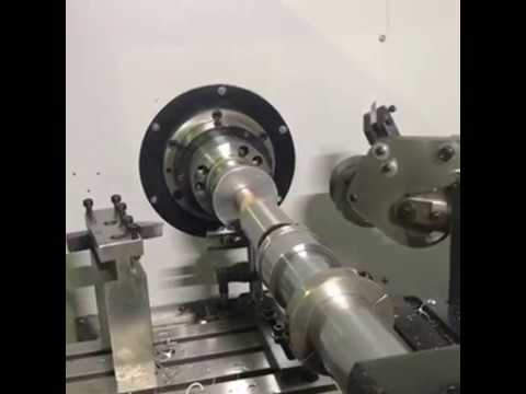 CNC Metal Spinning Machine Tommy Industrial Model:  SG1200