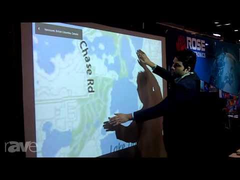 InfoComm 2013: UBI Interactive Shows Windows 8 Interactive Projector