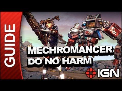 how to build mechromancer borderlands 2