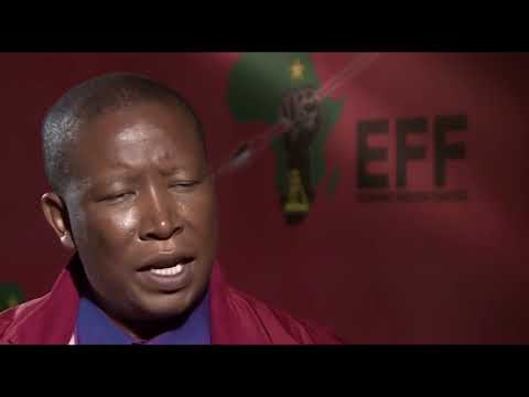 Julius Malema talks Economy, Land, Whites & the Future of South Africa