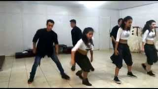 Choreography Step Up 4 - Jungle Ship