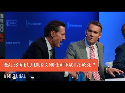 Real Estate Outlook: A More Attractive Asset?