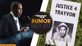 JAY-Z Gives Inspiring Speech At Annual Trayvon Martin Peace Walk