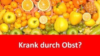 Alltägliche Fehler beim Essen. 1. Krank durch Obst?