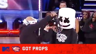Marshmello & Sherrie Silver Cook Up Their Funny 😂 Wild 'N Out | #GotProps