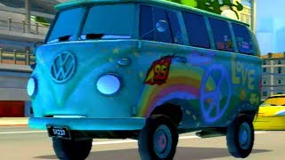 Cars 2 | Runaway Invasion | Episode 7 | Happy Kids Games and Tv | 1080p