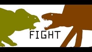 EGB: Placerias vs Dimetrodon