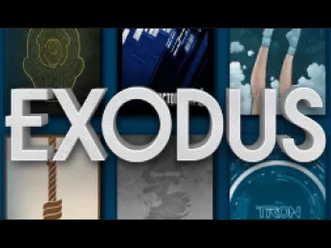 KODI – EXODUS addon  – THE NEW GENESIS!! – install and review – 2017