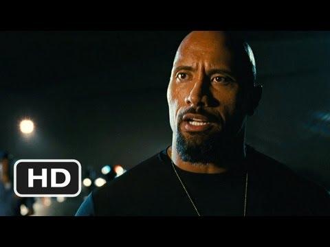 Fast Five #7 Movie CLIP - Agent Hobbs (2011) HD