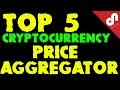 ⭐️Top 5 Trusted Crypto Currency Price Aggregator Sites | 🚀 Top 5 Crypto Videos | Best Picks | 🤑