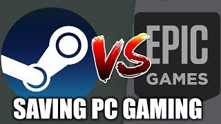 Former Valve Employee: Epic Games Is Saving PC Gaming