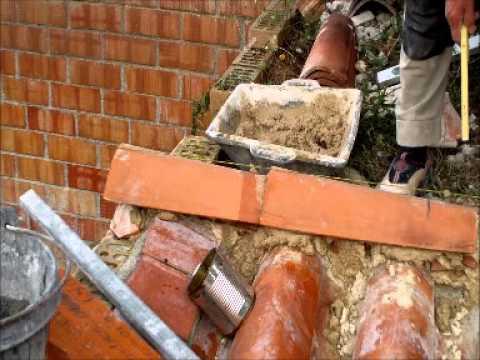 C mo hacer una cumbrera en un tejado con teja rabe video 31 youtube - Como construir un tejado ...