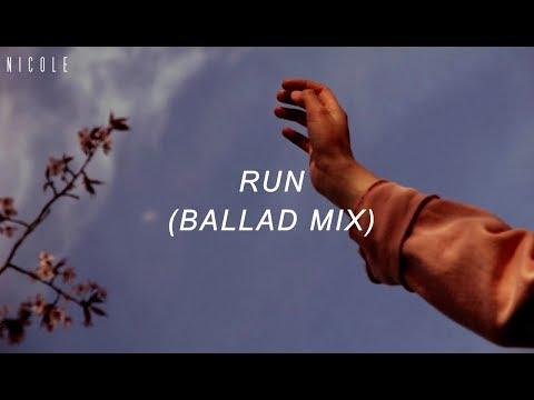 RUN (Ballad Mix) - BTS; Español