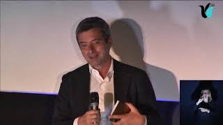 Il Ministro del lavoro Andrea Orlando al Festival TSN