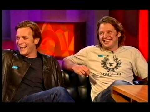 Ewan McGregor & Charley Boorman  Friday Night With Jonathan Ross 2004