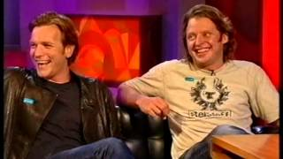 Ewan McGregor & Charley Boorman - Friday Night With Jonathan Ross 2004