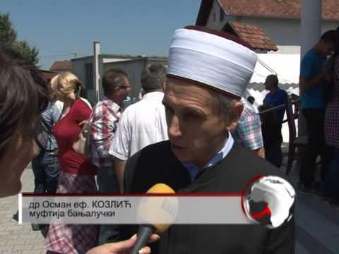 DERVENTA - SVEČANO OTVARANJE DŽAMIJE U OMERAGIĆU 01.08.2015.