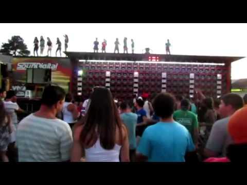 Carreta Treme Treme, Lages-SC  Maquinas Perfeita 2012 djfernandomixsc