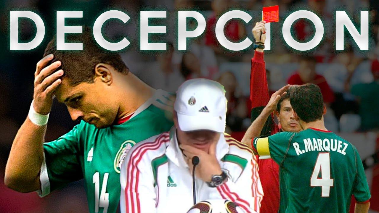 Cuando un MEXICANO fue el VILLANO de la SELECCIÓN 🔴