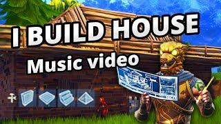 I BUILD HOUSE - Season 1 to 6 (Fortnite Music Video)