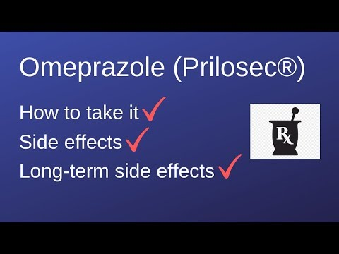 Omeprazole Overview | Omeprazole Side Effects, Counseling Tips, Long-Term Side Effects