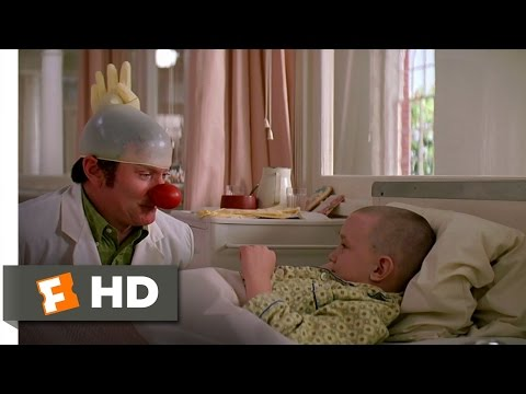 Patch Adams (5/10) Movie CLIP - The Children's Ward (1998) HD