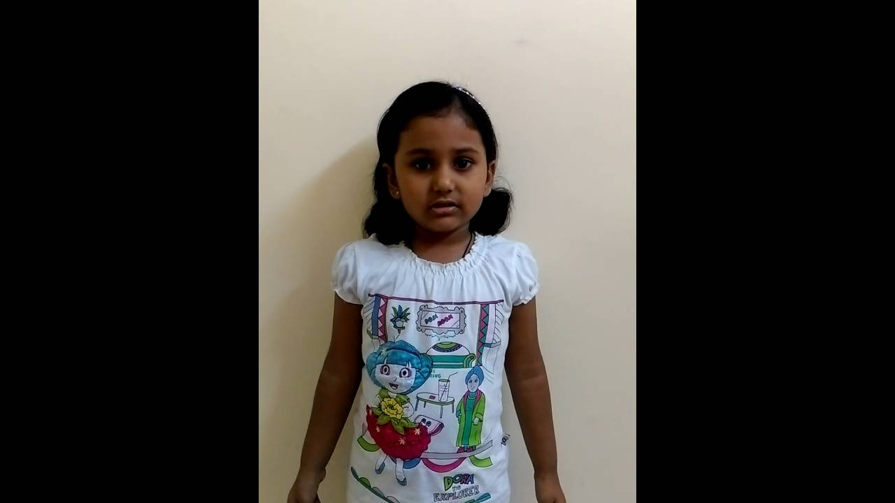 Speech On National Flowerlotus Of India By Kanishka Gupta Youtube