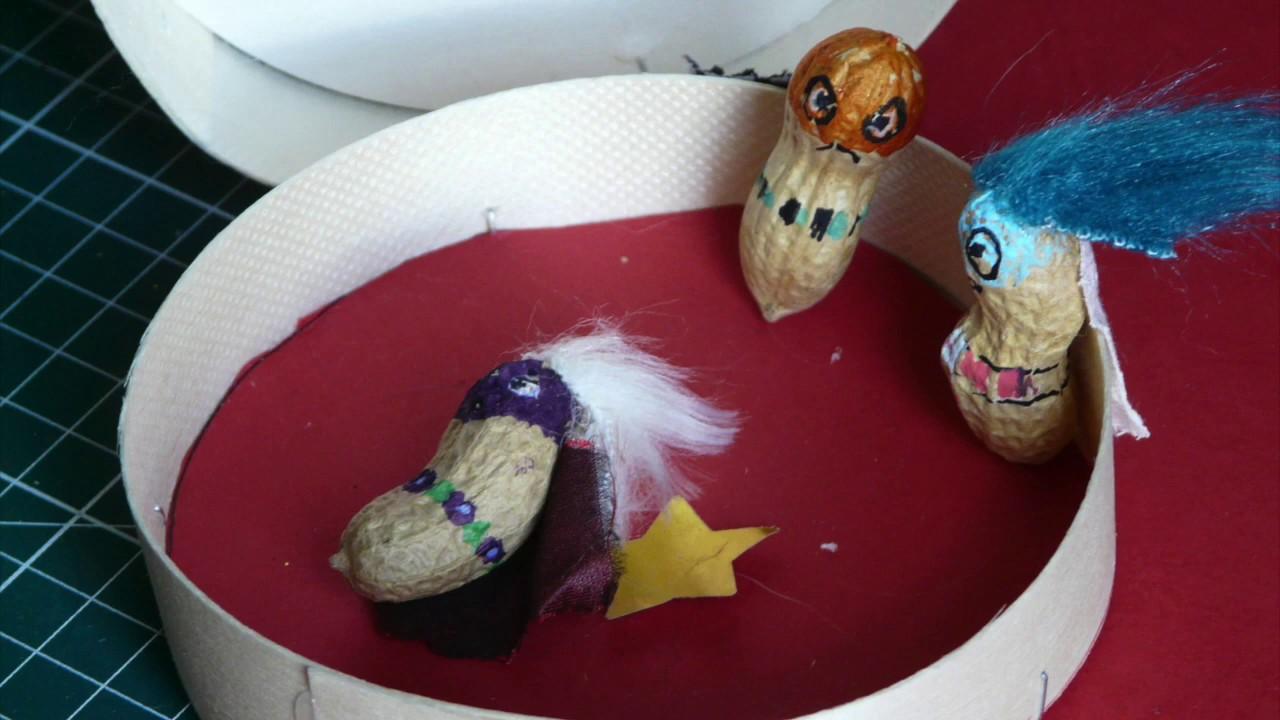 Atelier les Catchcahuètes