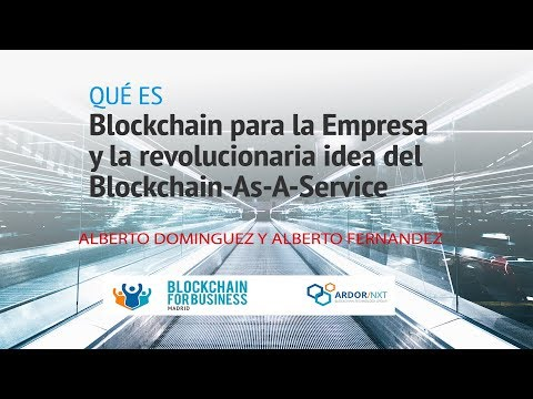 Campus Madrid Edition: Introduction to Blockchain for Business