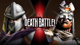 Shredder VS Silver Samurai (Ninja Turtles VS Marvel) | DEATH BATTLE! thumbnail