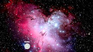 Eagle Nebula Multi-Wavelength View [720p] [3D converted]